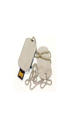 Флешка Военный жетон, металлическая, 32Гб фото