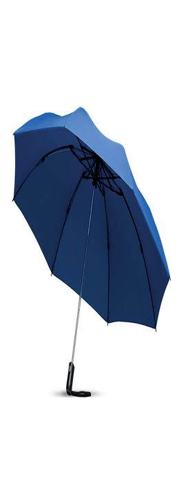 Складной реверсивный зонт фото