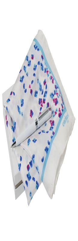 Набор (платок, ручка шариковая) фото