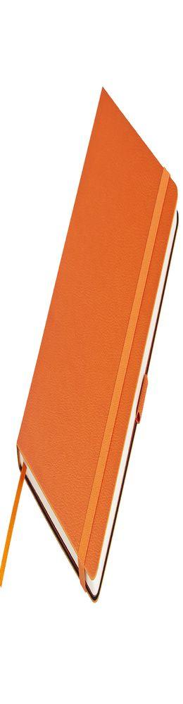 Ежедневник недатированный Portobello Trend, Chameleon, оранжевый/белый фото