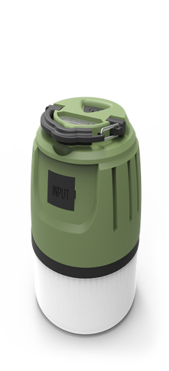 Внешний аккумулятор RITMIX RPB-5800LT, зеленый фото