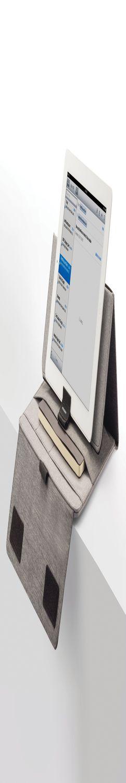 "Чехол для планшета Vancouver 7-10"", серый фото"