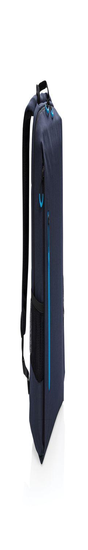 """Рюкзак для ноутбука Lima 15"""" с RFID защитой и разъемом USB, синий фото"""