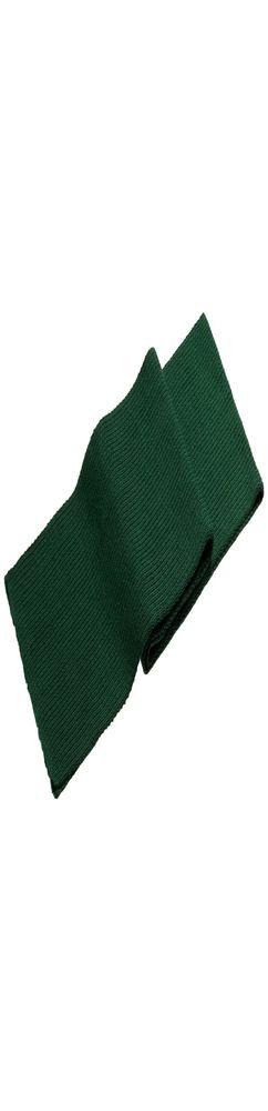 Шарф Stout, зеленый фото