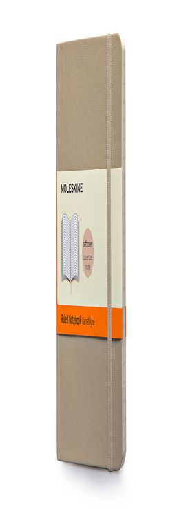 Записная книжка А6 Classic Soft (в линейку) фото