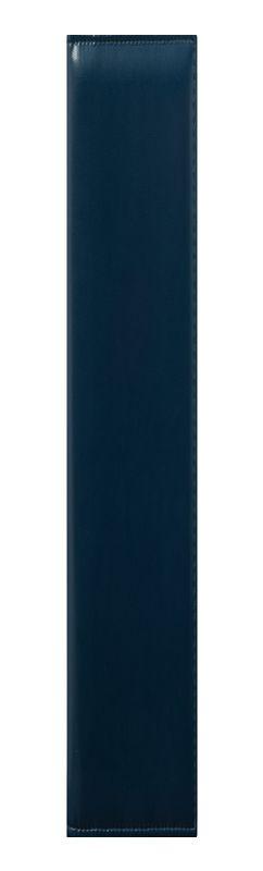 Визитница Manchester, 130х240 мм, 72карты, синий, N фото