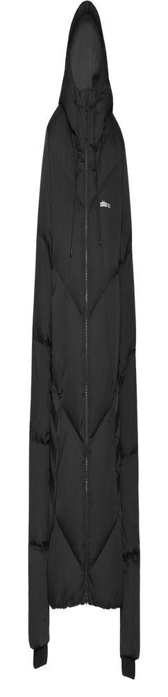 Куртка женская Puff, черная фото