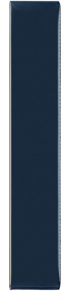 Папка Luxe, синяя фото