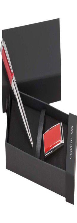 Набор: ручка шариковая, USB-флешка на 2 Гб фото