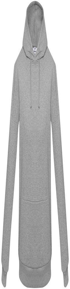 Толстовка с капюшоном Unit Kirenga, серый меланж фото
