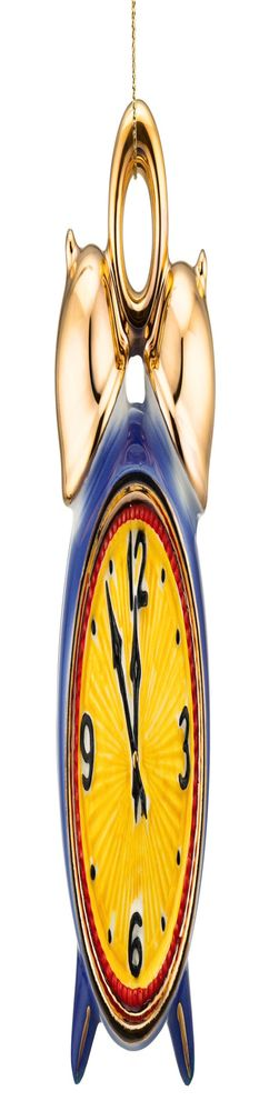 Фарфоровая елочная игрушка Ding-Dong фото