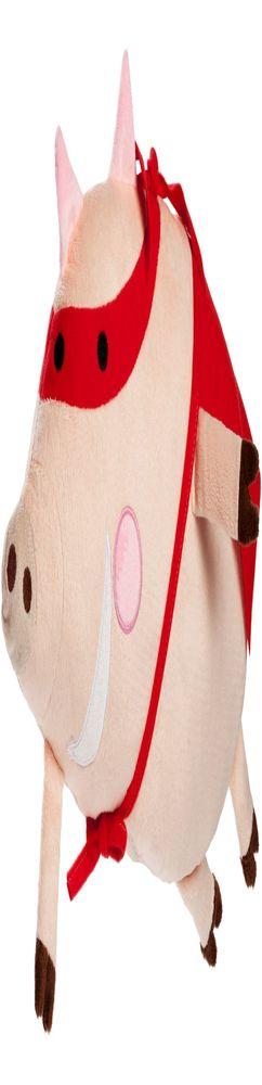 Мягкая игрушка-подушка «Поросенок Mr. Hruman» фото