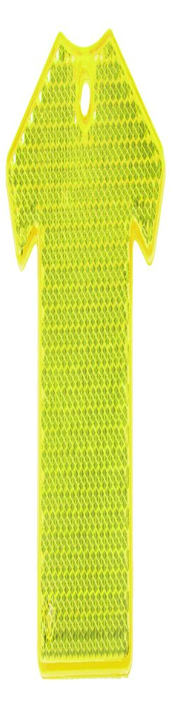 Светоотражатель «Футболка», неон-желтый фото