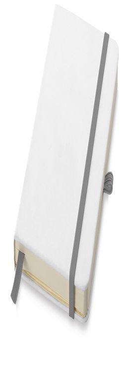 Блокнот А5 «Deauville», белый фото
