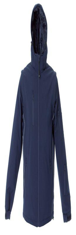 Куртка мужская софтшелл Locarno, темно-синий фото