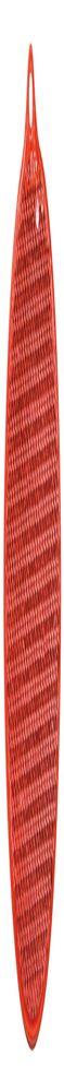 Пешеходный светоотражатель «Круг», красный фото