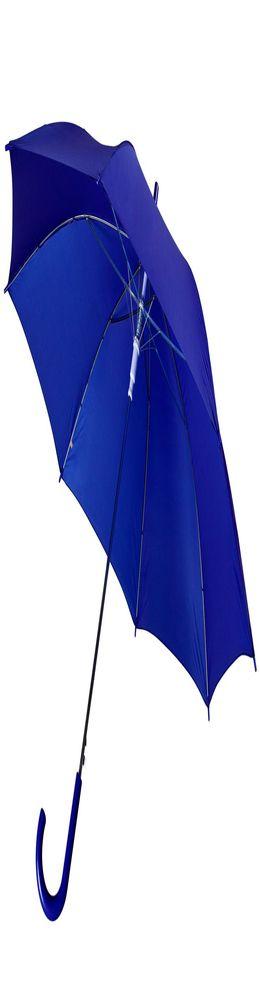 Зонт-трость Unit Promo, синий фото
