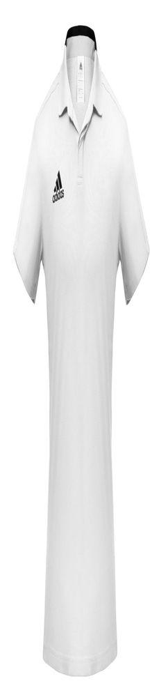 Рубашка-поло Condivo 18 Polo, белая фото