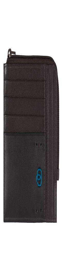 Кошелек мужской Piquadro Pulse, коричневый фото
