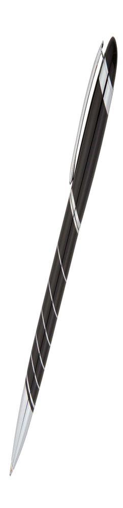 Ручка шариковая Fame с футляром, черная фото