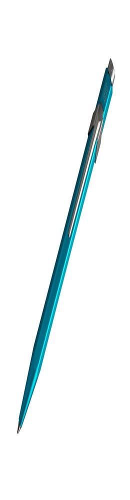 Ручка шариковая Office Popline Metal-X, голубая фото