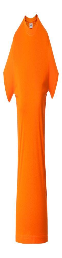 Футболка женская LADY H, оранжевая фото
