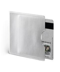999110695 Футляр для кредитной карты NFC серебристый фото