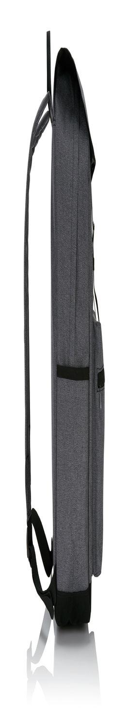 Стильный рюкзак для ноутбука с застежками на кнопках фото