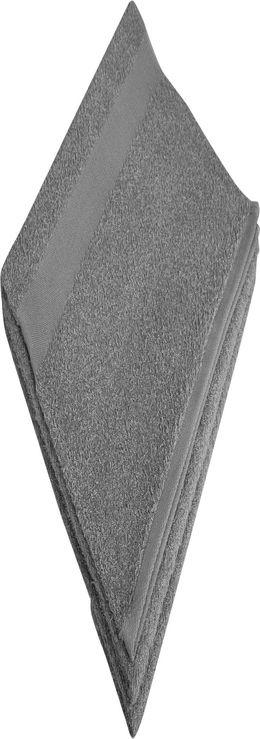 Полотенце махровое Large, серое фото