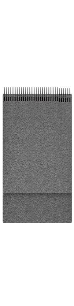 Планинг датированный Dallas 298х140 мм, серый 2019 фото