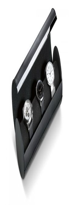Футляр для часов Giorgio, черный фото