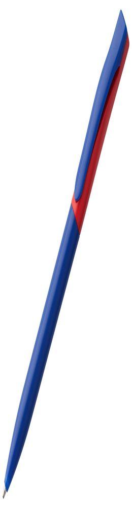 Ручка шариковая Pin Special, сине-красная фото