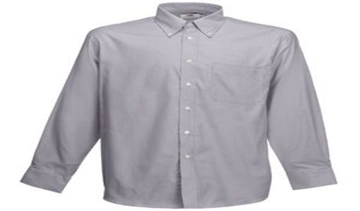"Рубашка ""Long Sleeve Oxford Shirt"" фото"