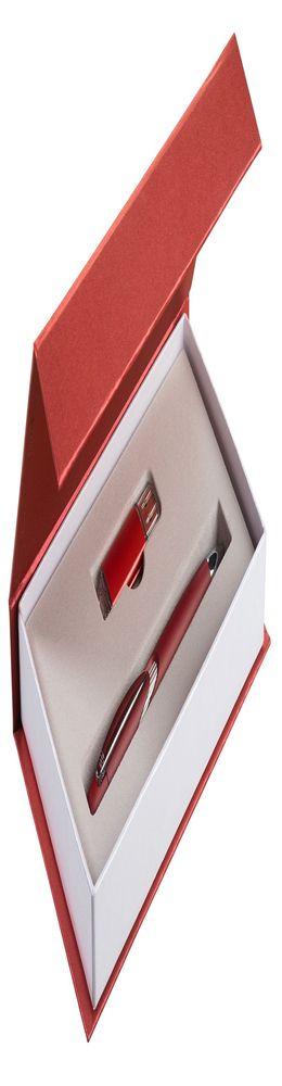 Подарочный набор «Блеск», красный фото