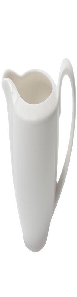 Сливочник Maxim Diamond, молочно-белый фото