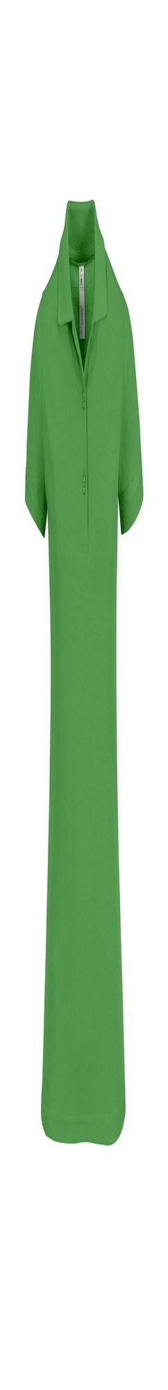 Рубашка поло женская Safran Timeless зеленое яблоко фото