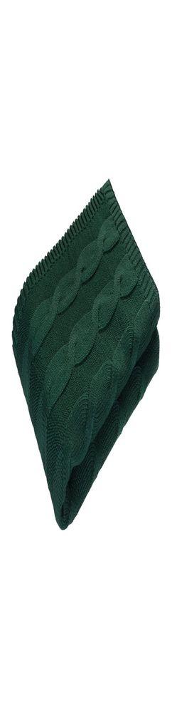 Плед Stille, зеленый фото