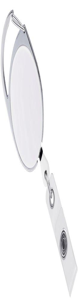 Ретрактор с карабином Access, белый фото