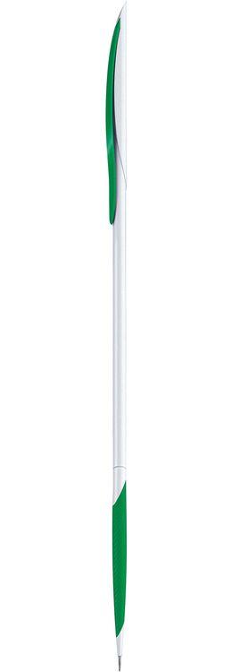 Ручка пластиковая шариковая «Hattrix Soft» фото