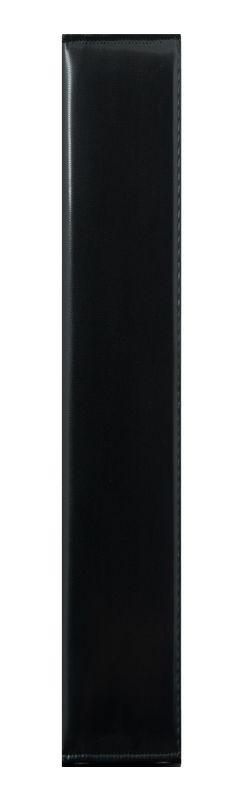 РАСПРОДАЖА Визитница Manchester, 130х240 мм, 72карты, черный, N фото