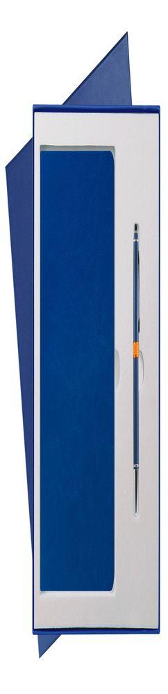 Подарочный набор Portobello/River Side синий (Ежедневник недат А5, Ручка) светл. ложемент фото