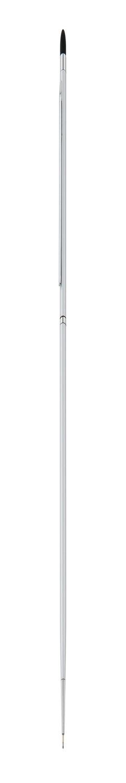 Тонкая металлическая ручка-стилус фото