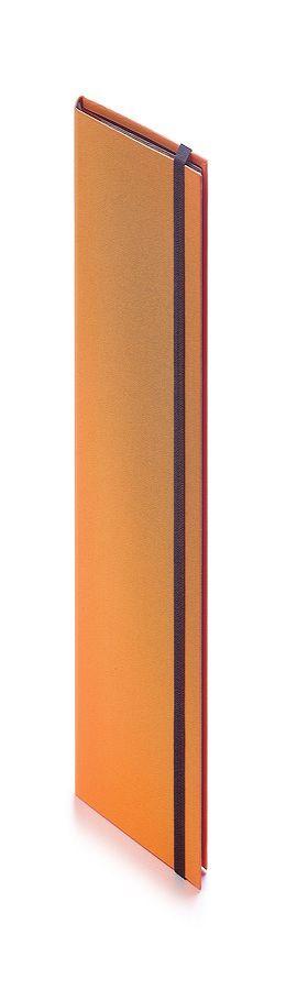Еженедельник недатированный Vogue, оранжевый фото