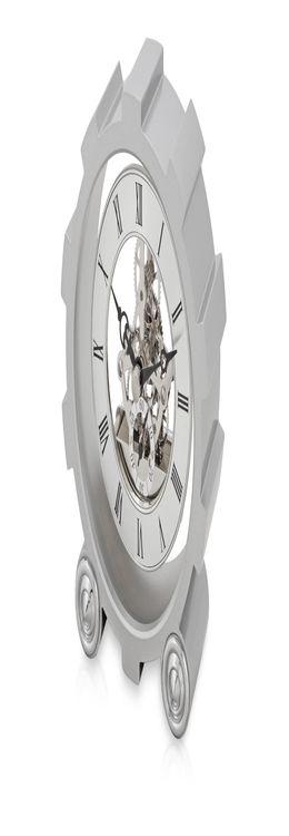 Часы настольные «Шестеренки» фото