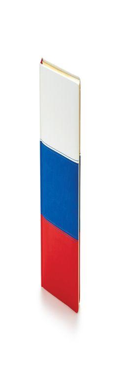 Ежедневник А5 «Russian Flag» фото
