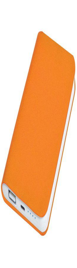 Универсальное зарядное устройство Softi, 4000mAh, оранжевый фото