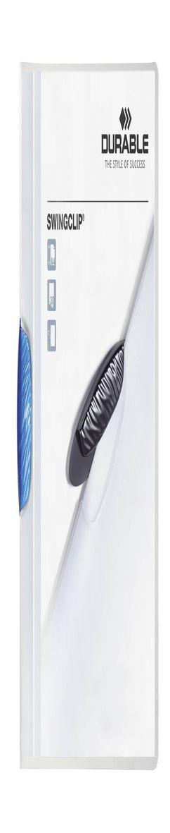 226006 Папка SWINGCLIP с голубым клипом фото