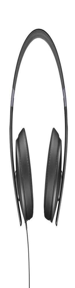 Наушники Sennheiser HD 4.20s накладные c гарнитурой, черные фото