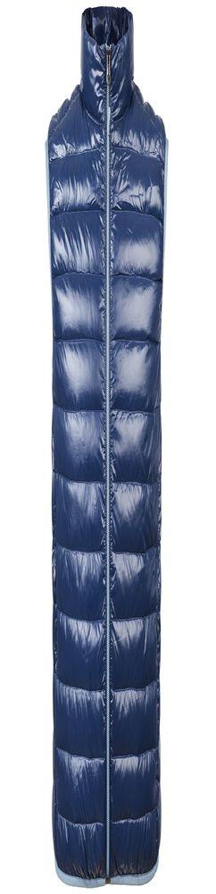 Жилет унисекс Harlosh, темно-синий фото