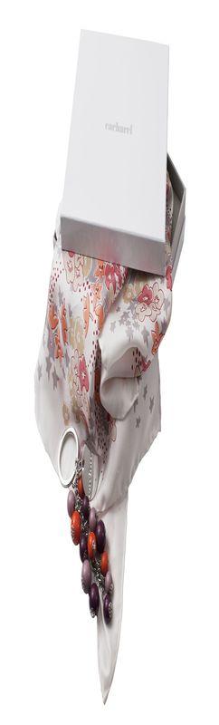 Набор (платок, брелок) фото
